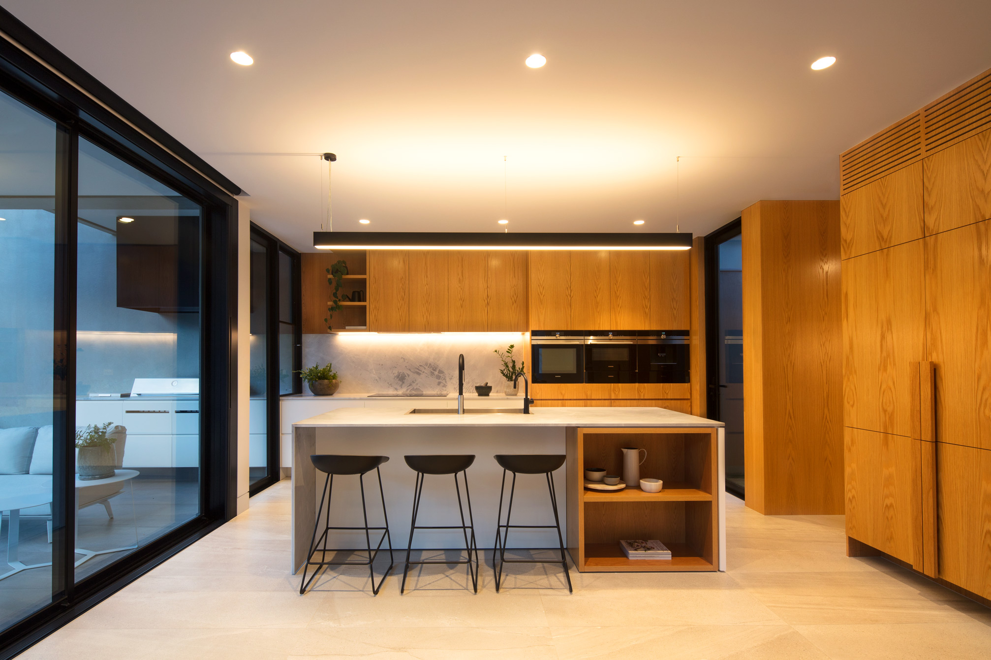 Ascot Vale Residence, VIC | Lighting supplied by Lights Lights Lights