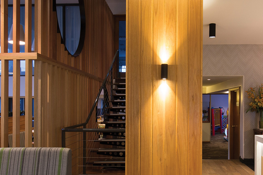 Anglers Tavern, VIC | Lighting designed by TMDG