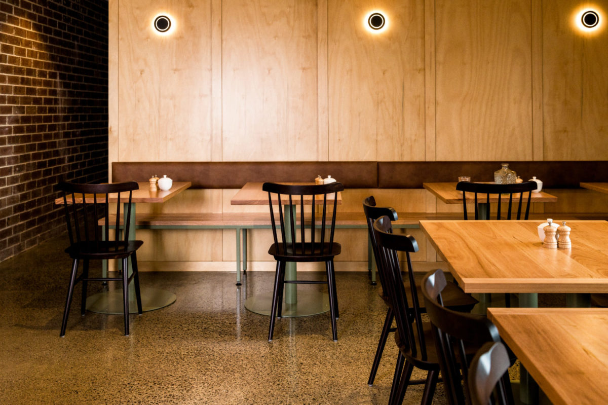 Parkstone Cafe, VIC | Lighting supplied by Lights Lights Light