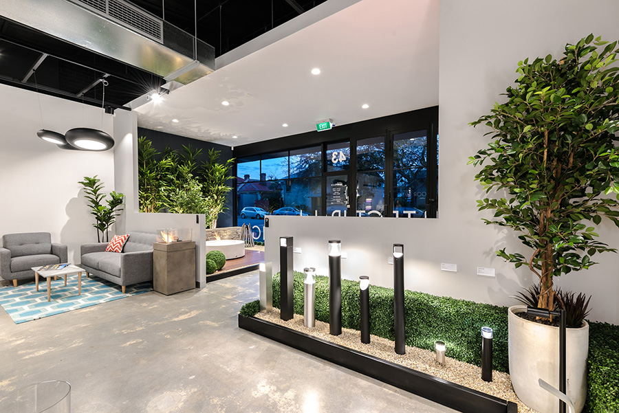 LED Outdoor Showroom, SA