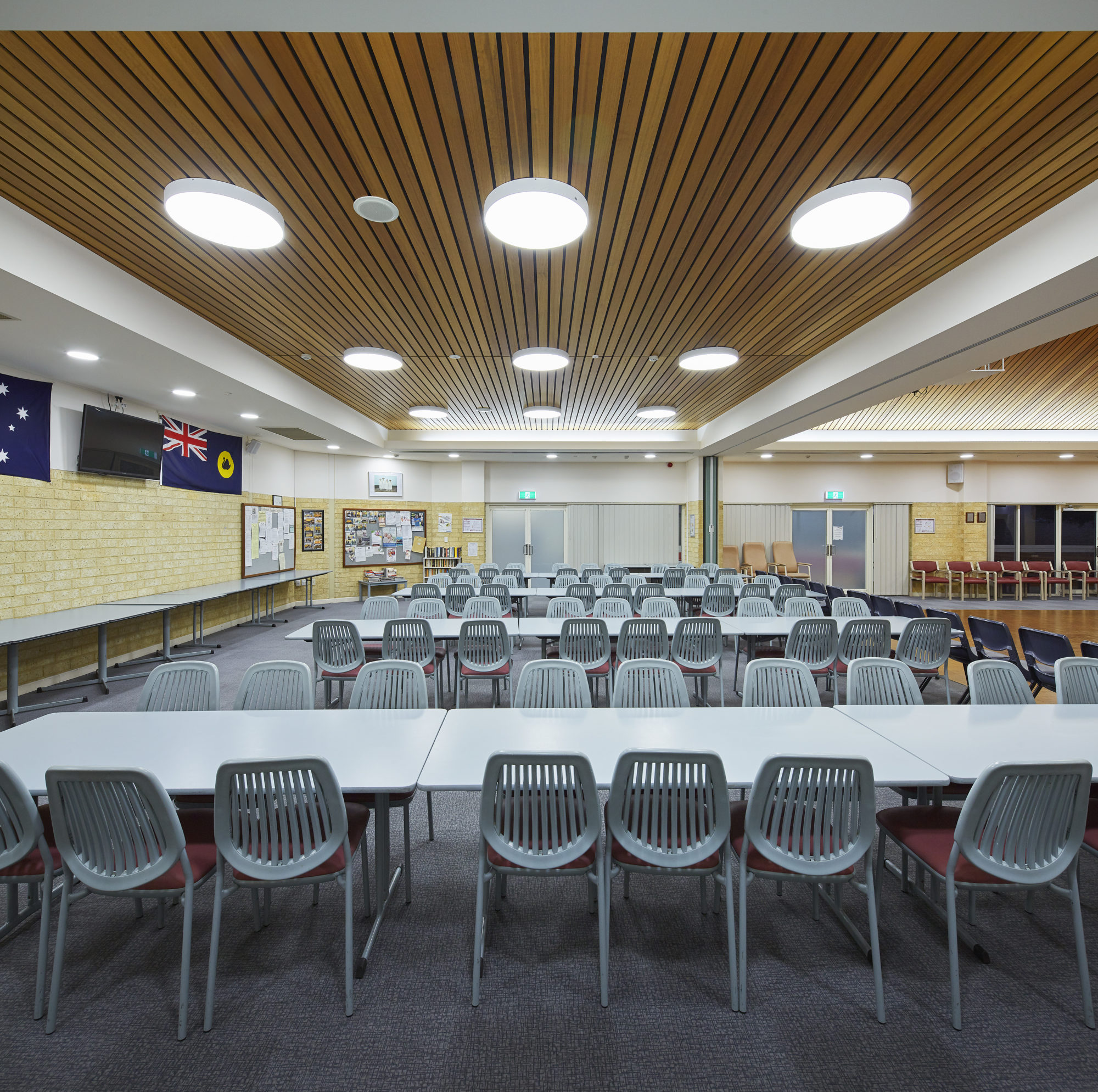 Scarborough Civic Centre | Lighting supplied by Mondoluce