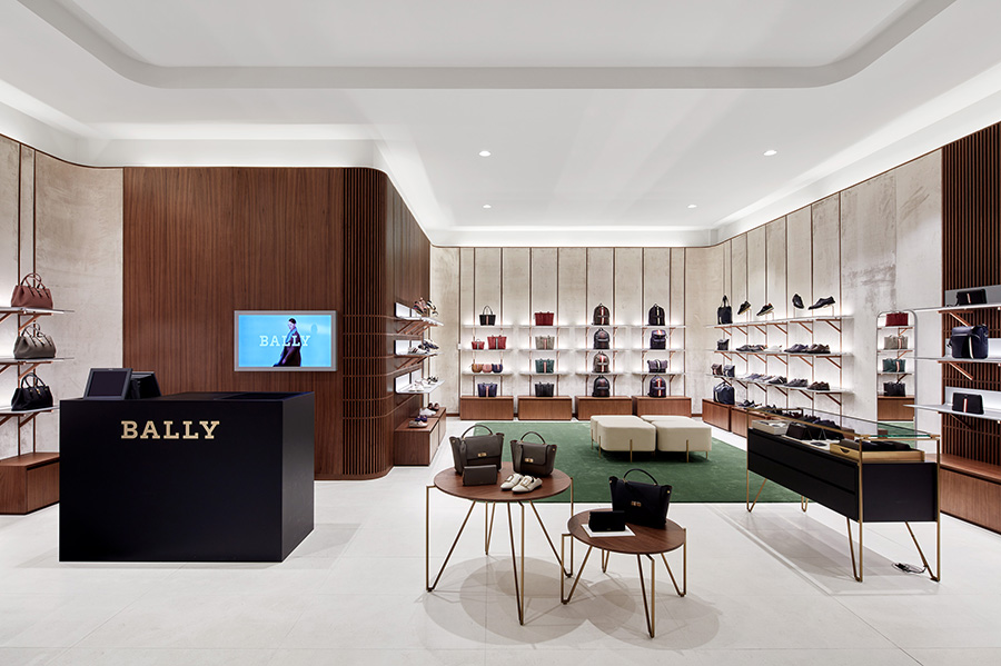 Bally | Lighting Supplied by Lights & Tracks
