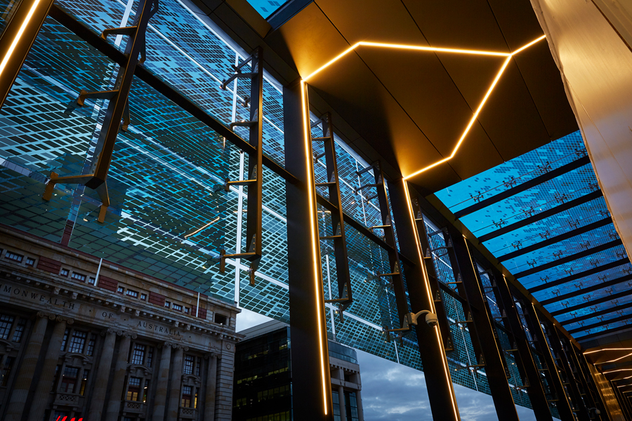 Forrest Chase, WA | Lighting supplied by Mondoluce