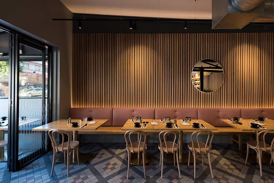 Rice Baby, WA | Lighting design by Mata Design