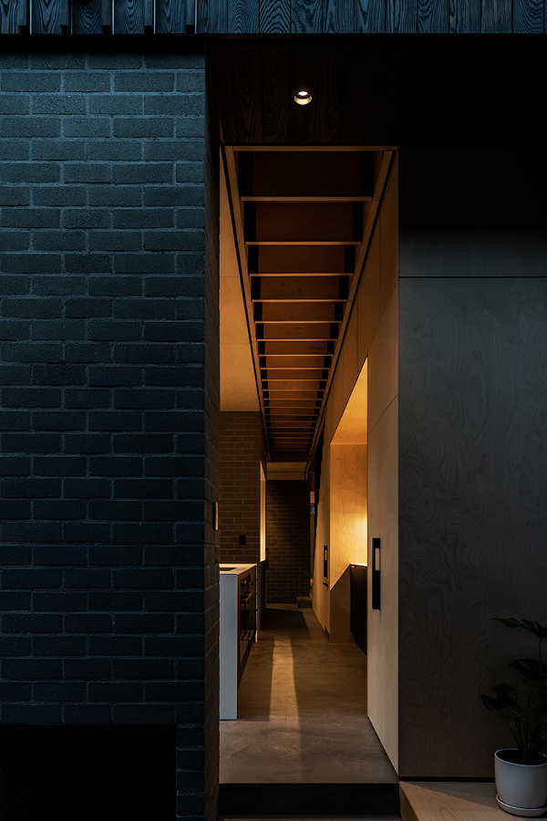 Brown St Residence, NSW