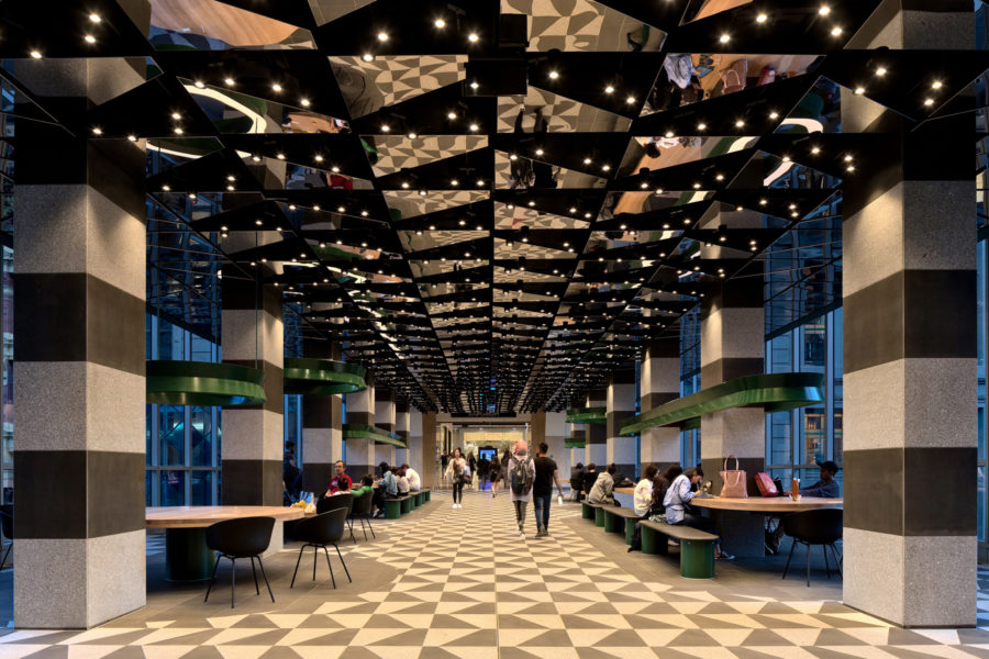 Melbourne Central | Lighting supplied by Lights & Tracks
