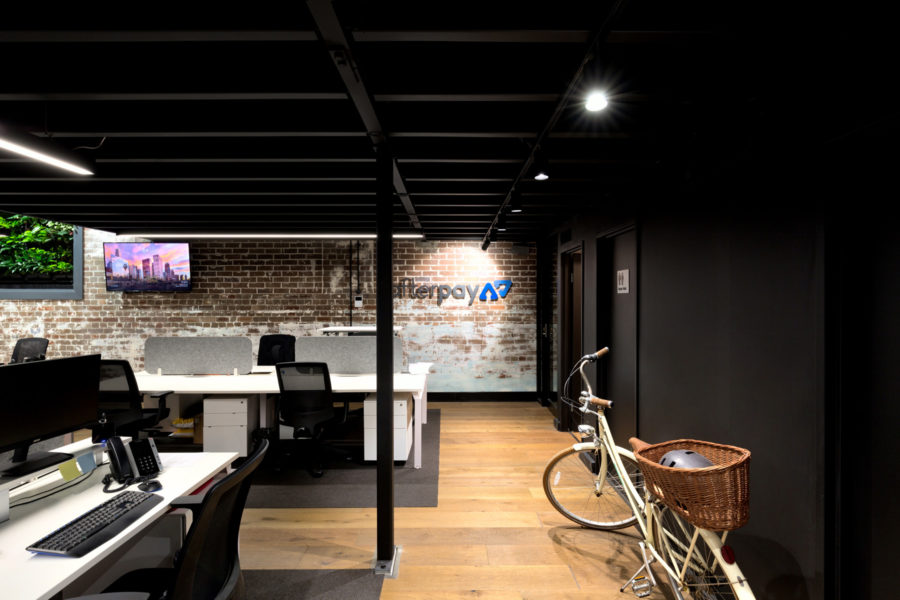 Afterpay Project | Lighting supplied by Light Culture
