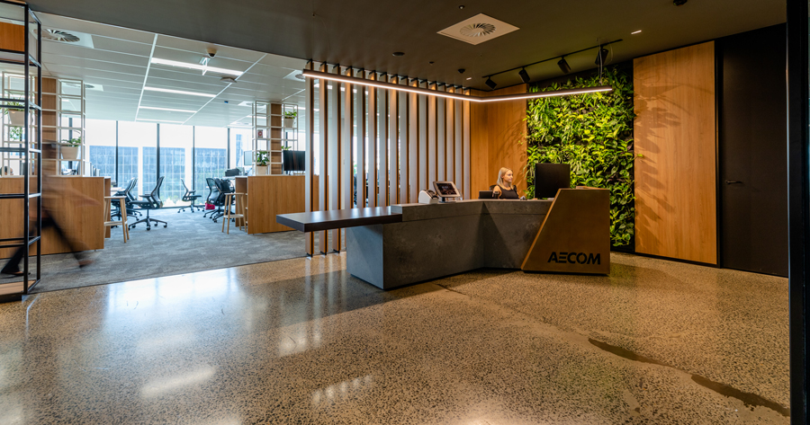 AECOM Office, ACT